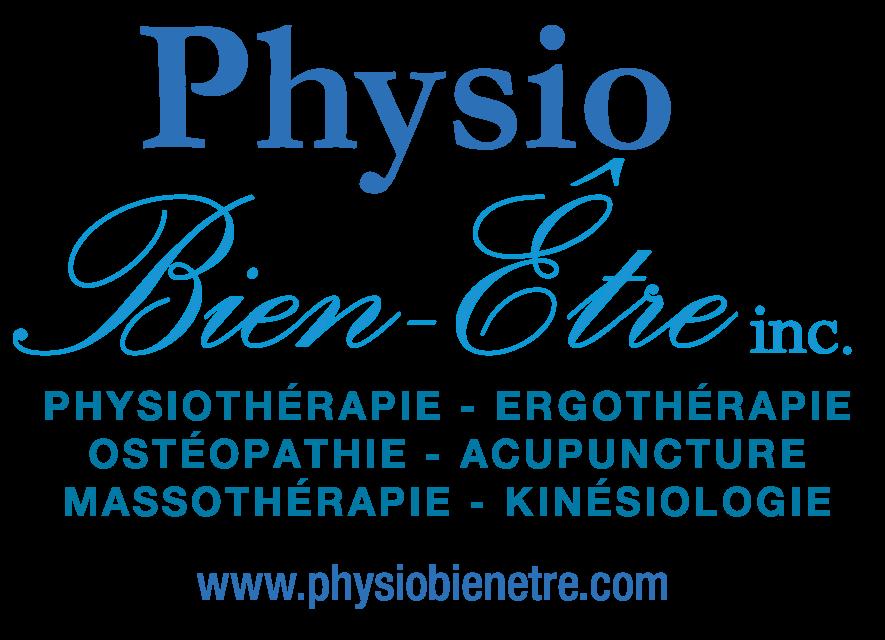 logo Physio bien être