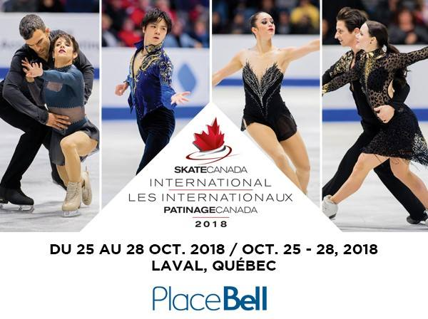 Championnats nationaux de patinage Canadian Tire 2018
